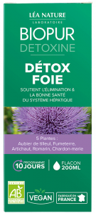 COCKTAIL DETOXINE FOIE BIOPUR®