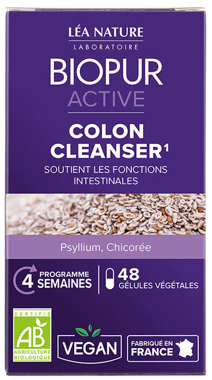 Gélules Active Colon Cleanser BIOPUR