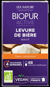 Gélules ACTIVE LEVURE DE BIERE BIOPUR®