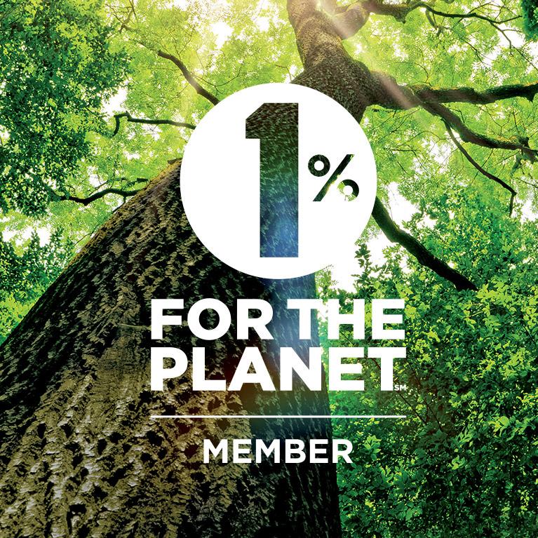 BIOPUR®, membre du club 1% for the planet