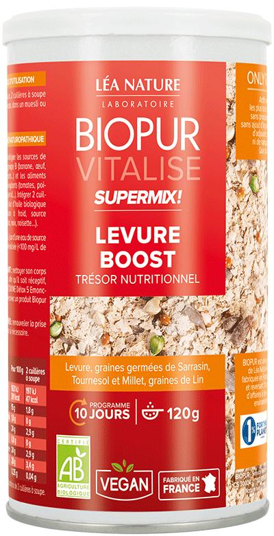 Supermix Vitalise Levure Boost Biopur
