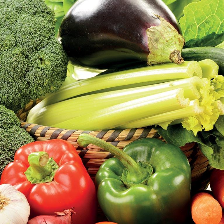 Réapprendre à manger avec légumes Biopur