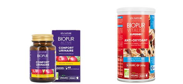 Produits complémentaires Cocktail SOS Urinaire Biopur